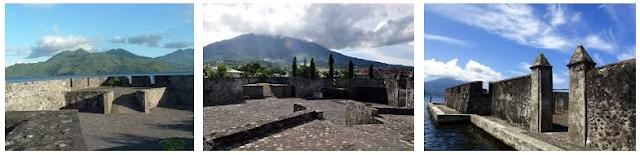Benteng Kalamata - Wisata Sejarah Kota Ternate