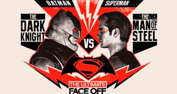 Banner Batman V Superman