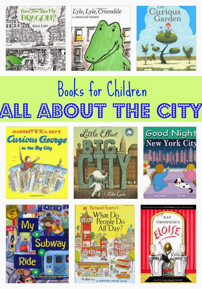 City Books for Children : The Chirping Moms