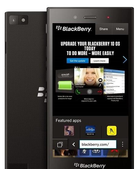 Spesifikasi dan Harga HP Blackberry Z3 Terbaru 2014
