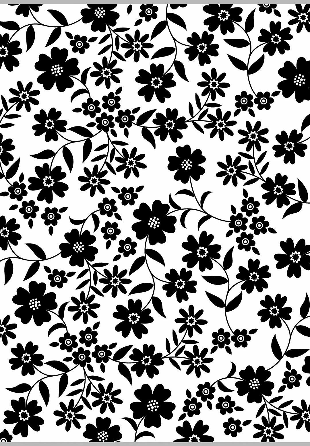 Mundo m gico papeles de scrap para imprimir - Papel pared negro ...