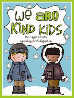 WE ARE KIND KIDS RANDOM ACTS OF KINDNESS PACK