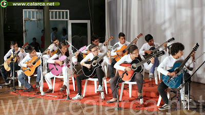 Grupo 4 de guitarra