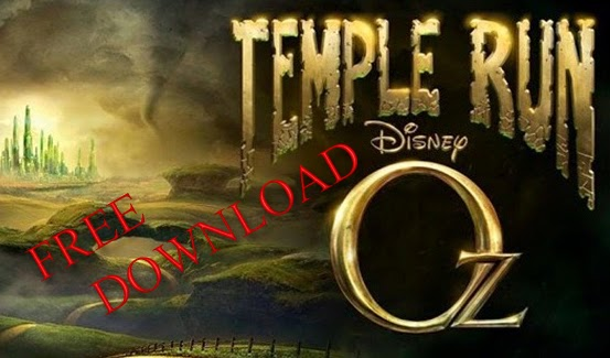 how to install temple run oz free