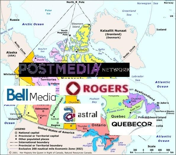 Who owns TVA Quebec?