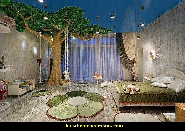 this is a magical bedroom theme for all those girls - Ideas For Bedroom Decorating Themes