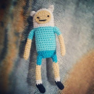 2000 Free Amigurumi Patterns: Finn the human pattern