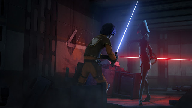 Ezra and the Seventh Sister knew that they were carrying the story.
