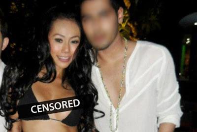 Gambar Seksi Lana Nordin Dedah 'Aset' Di Jakarta