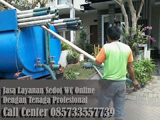 Jasa Tinja dan Sedot WC Balongdowo Candi 085100926151