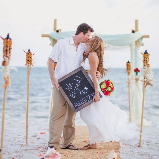 Eloping Not Just For The Money