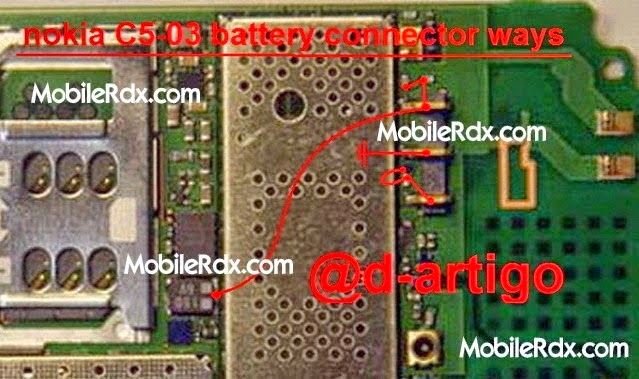 multy solution nokia c5 03 battery connecter problem repair ways rh multysolution19 blogspot com Nokia 6.1 Nokia C7