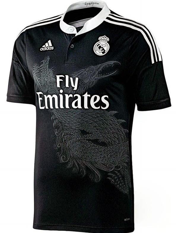 Camiseta negra real madrid 2014 2015 blog del real madrid
