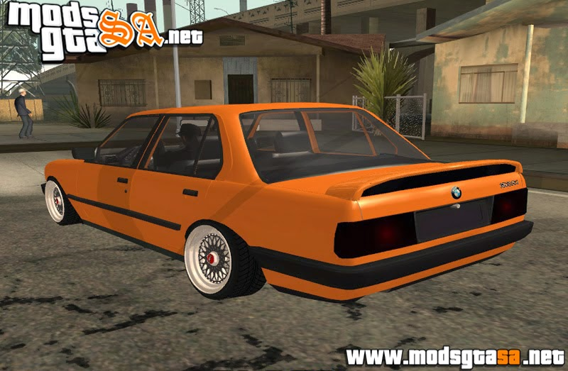 SA - BMW E30 325i Euro Style