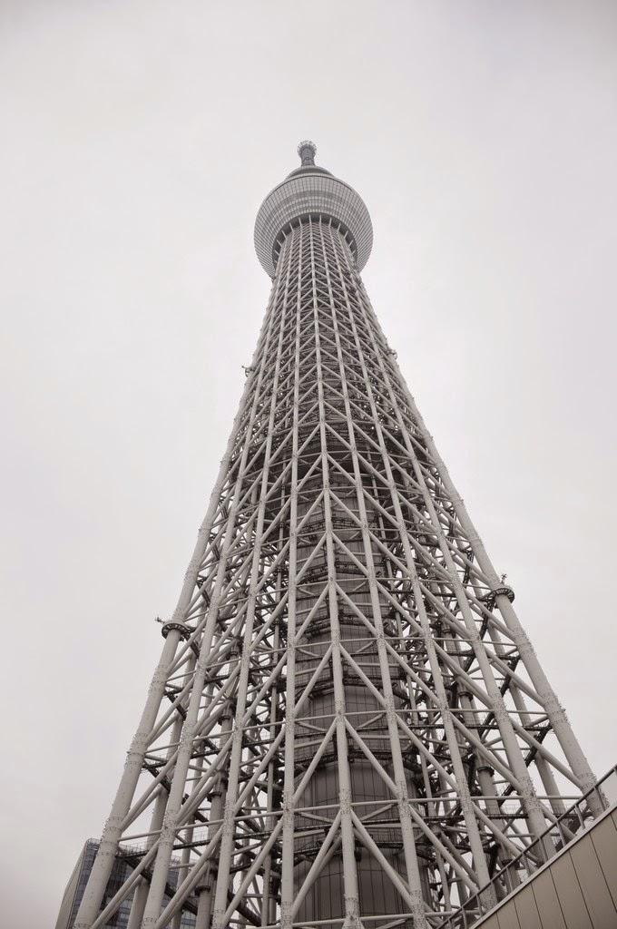 晴空塔 Sky Tree
