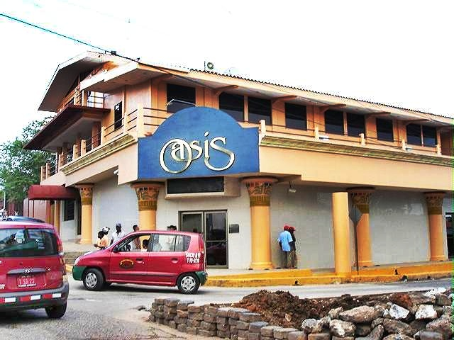 oasis hotel and casino bluefields nicaragua
