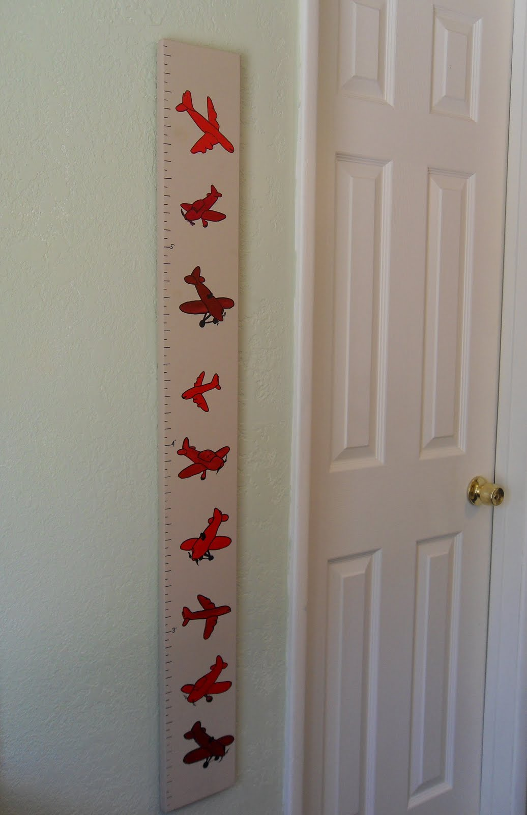 Hill House Homestead Growth Chart Boards