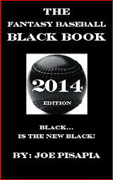 THE NEW FANTASY BASEBALL BLACK BOOK  NOW AVAILABLE IN KINDLE STORE