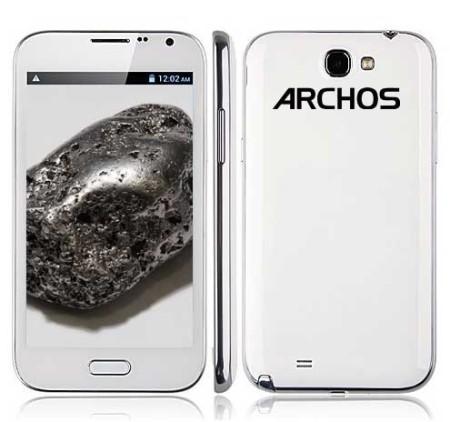 Smartphone android di fascia bassa per archos durante il 2013