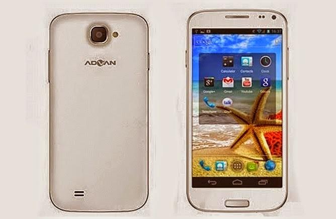 Spesifikasi Dan Harga Advan S4A Smartphone Android Jelly Bean 800 Ribuan