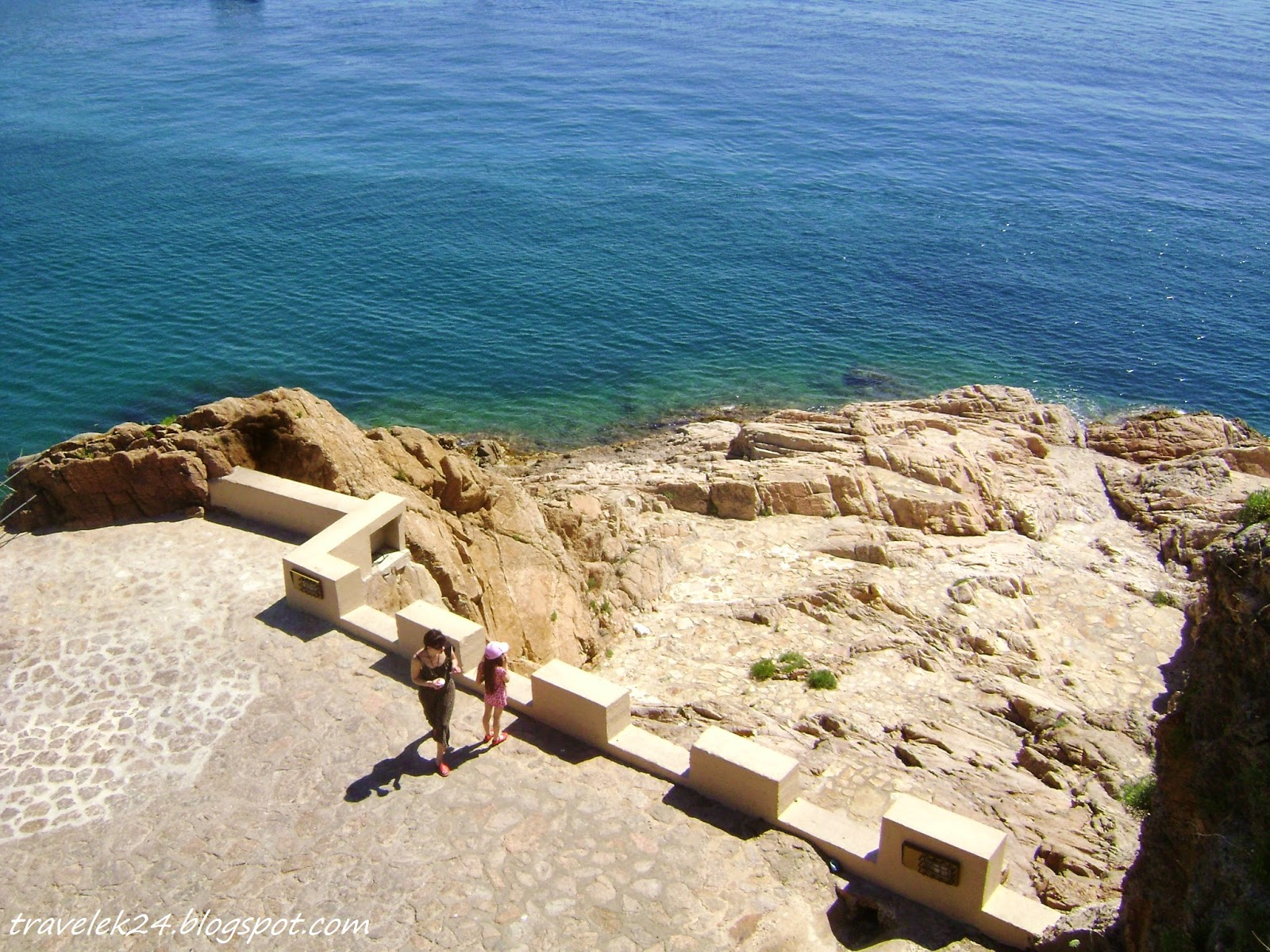 Lloret de mar. Tossa de mar, Costa Brava