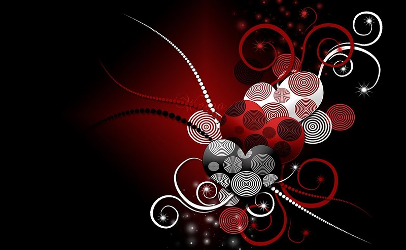 Beautiful Heart Wallpapers Hampix