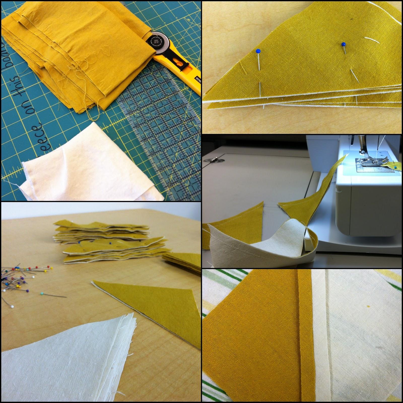 createinspiremotivate: DIY- Chevron Striped Pillow