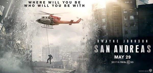 Film San Andreas 2015