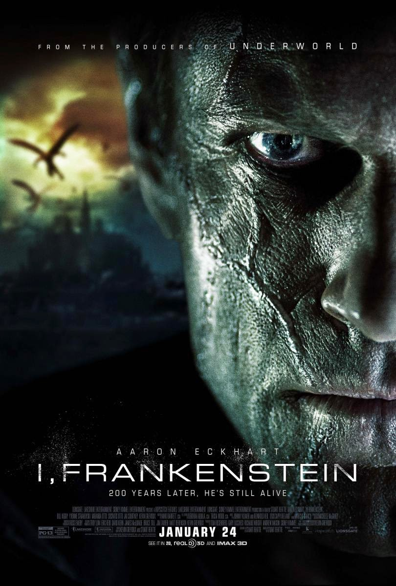 Yo, Frankenstein BRrip Latino 2014