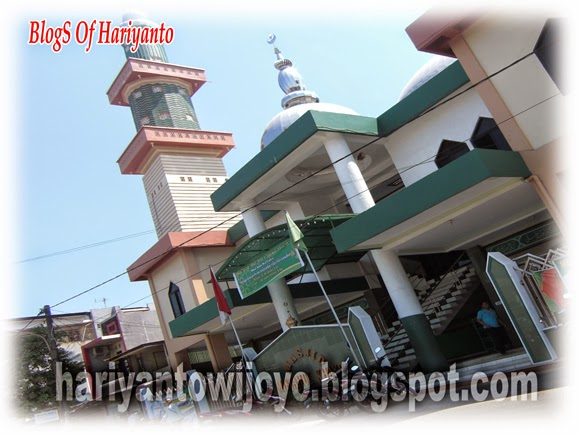 Jangan Samakan Masjid Dengan Rumahmu