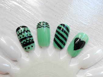 #25 Nail Art Design