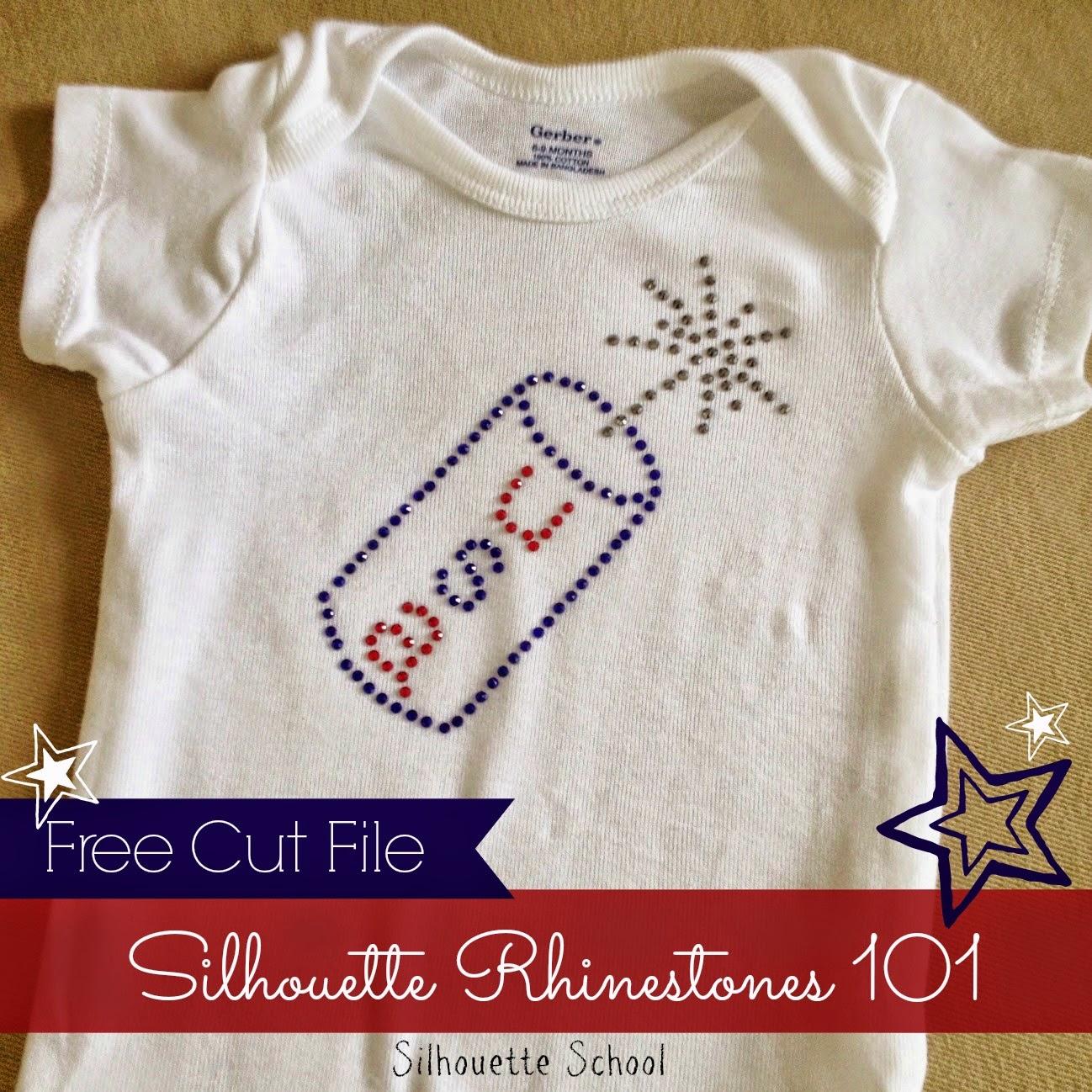 Shirt design needed - Rhinestone Silhouette Beginner 101 Tutorial Designer Edition Not Needed