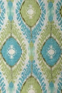 St Lucia, Ikat, linen, mineral, Wesco Fabrics