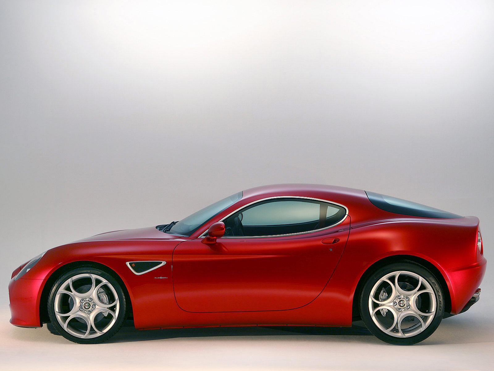 2007 ALFA ROMEO 8C Competizione Auto Insurance Information