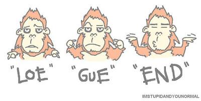 Gambar Elo Gue End Emotion