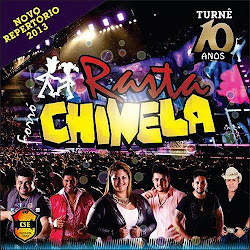 Download – CD Forró Rasta Chinela – Turnê 10 Anos