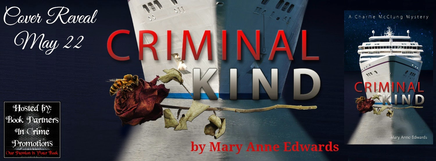 Criminal Kind by Mary Anne Edwards – Cover Reveal + Giveaway