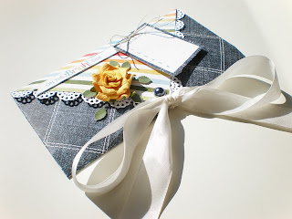 Obálková pohľadnic / Envelope card