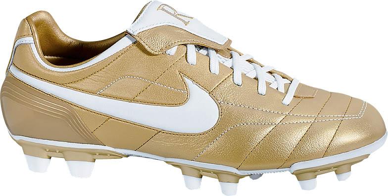 4 | Nike Air Legend R10 - Gold / White (2006)