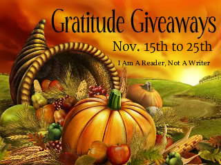Gratitude Giveaway Hop