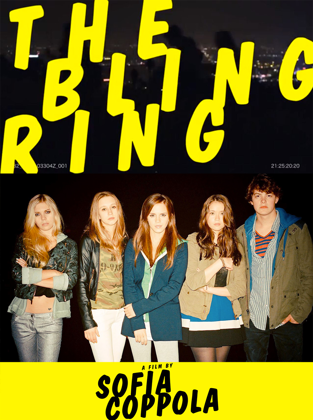 the bling ring The Bling Ring Official Trailer 2013 Emma Watson Movie [HD] 1000x1343