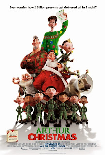 Watch Arthur Christmas (2011) movie free online