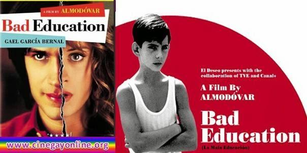 La mala educación, película