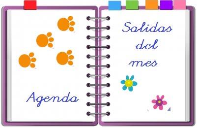 Agenda de salidas y eventos especiales