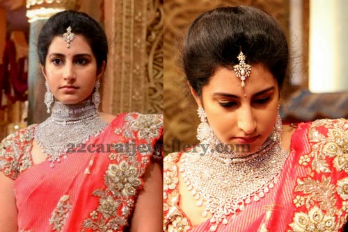 Nara Brahmani Heavy Bridal Jewelry