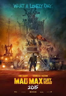 Película Mad Max Fury road Furia Carretera 2015 George Miller Tom Hardy Charlize Theron Coches Guerreros