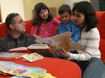 Como os pais podem contribuir  com a escola na educação dos filhos