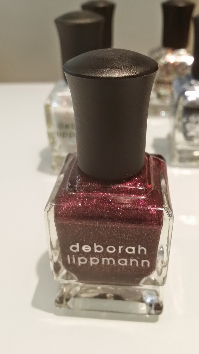 Look, Carmen Hummer, Escape Madrid, Manicura, Nails, Deborah Lippmann, Beauty, Uñas, Style, Cool, NY, Lifestyle, Blog de Moda,