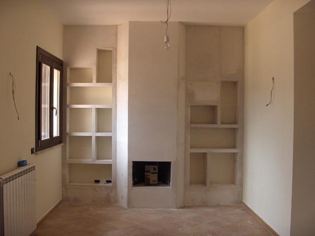 Voglio una casa cos parete camino - Voglio costruire una casa ...
