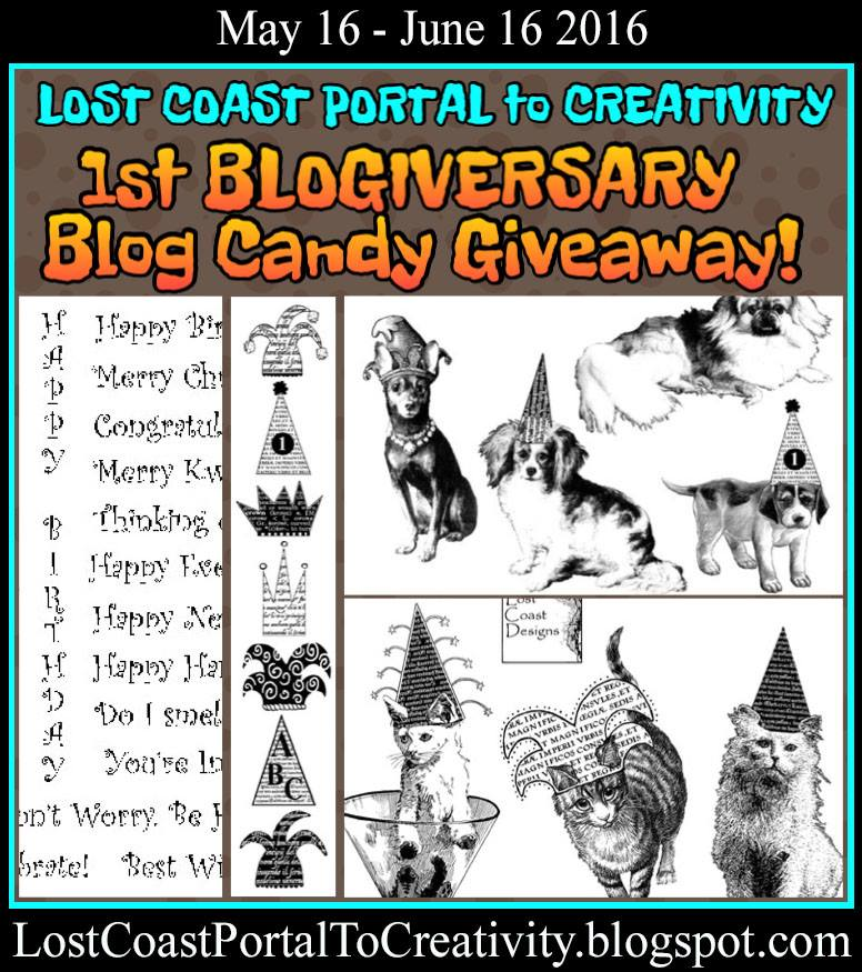 Lost Coast Designs Giveaway !!!